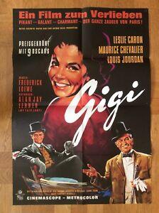 Gigi-Kinoplakat-65-Leslie-Caron-Maurice-Chevalier