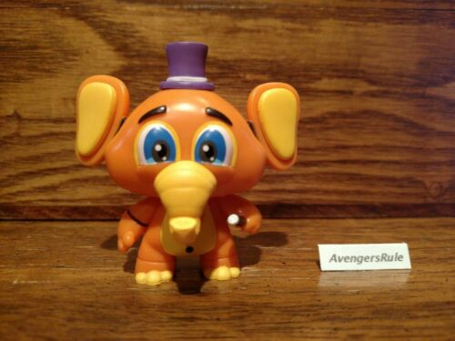 FNAF Pizzeria Simulator Mystery Minis Vinyl Figures 1//6 Orville Elephant