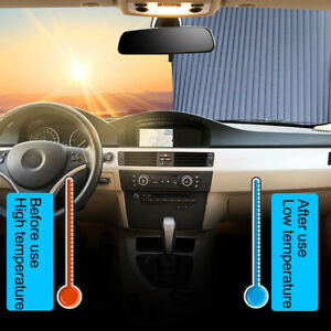Retractable-Car-Sun-Shade-Visor-Windshield-Folding-Auto-Cover-Front-Window-65cm