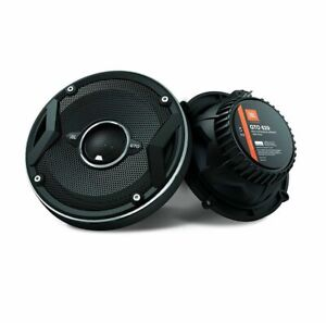 """JBL GTO629 6.5"""" GTO 2-Way Grand Touring Series Coaxial Car Audio Speakers"""