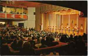 Sparks-NV-034-John-Ascuaga-039-s-Nugget-Casino-Theater-Show-Girls-034-Postcard-Nevada