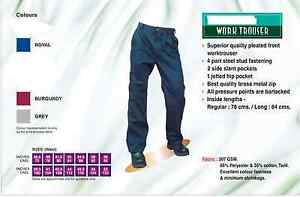 Heavy-Weight-Worktrousers