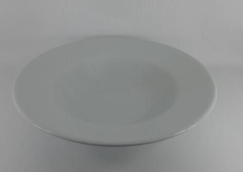 """Porcelite 12/"""" Banquet Pasta Winged Plate x 12 Soup Bowl Crockery Restaurant"""