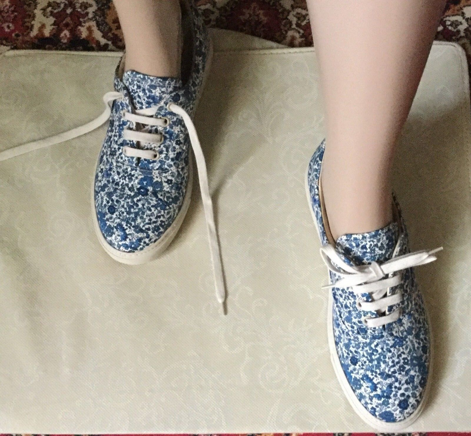 WEEKEND Max Mara scarpe da ginnastica PARIDE blue color, Woman, size 40 Scarpe Donna