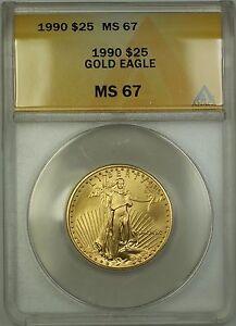 1990-25-American-Gold-Eagle-Coin-AGE-ANACS-MS-67-GEM-BU