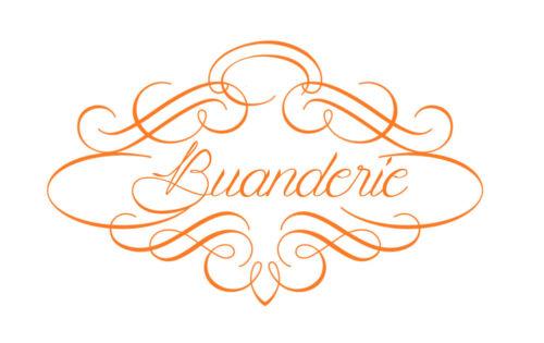 Sticker Buanderie Abstrait 20x33cm à 30x48cm Tailles et Coloris Divers PAC024