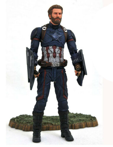 Marvel Avengers Infinity War Captain America 7 inch Scale Action Figure