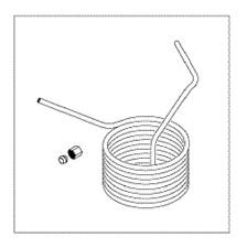 Tuttnauer23402540mkvalueklave 1730 Mkv Condensation Coil Rpi Tuc041
