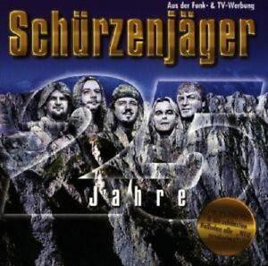 SCHURZENJAGER-034-25-JAHRE-SCHURZENJAGER-034-2-CD-NEUWARE