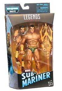 Namor-the-Sub-Mariner-Marvel-Legends-Okoye-Build-A-Figure-6-034-Figure-New
