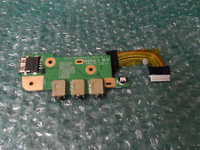 HP HDX-16 Audio Jack Port & USB Board FAST POST