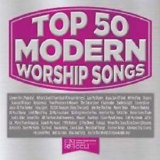 Maranatha! Music Top 50 Modern Worship Songs CD