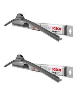 2X Scheibenwischer geeignet für OPEL ASTRA K ab 2015 BOSCH AEROECO