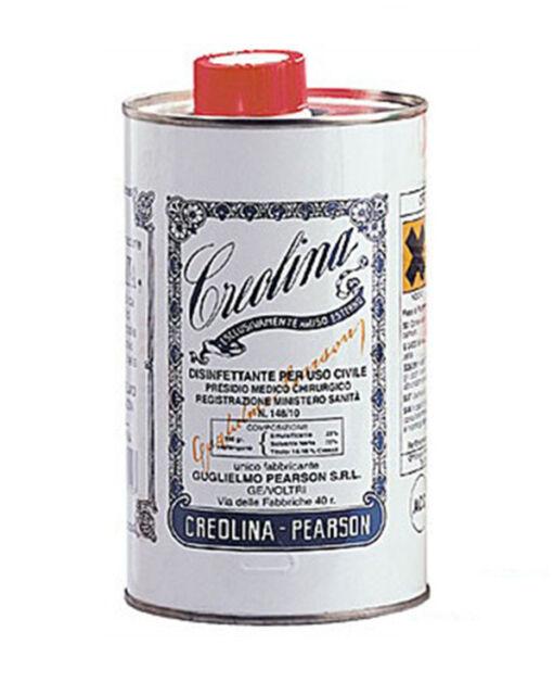 Creolina disinfettante uso civile esterno stalla cavallo PEARSON 1 litro