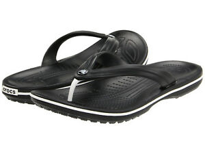 Men Crocs Crocband Flip Flop Sandal
