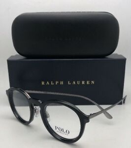 543c21579dd New POLO RALPH LAUREN Eyeglasses PH 2188 5696 48-21 145 Black ...