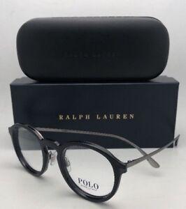 f77247f884b9 New POLO RALPH LAUREN Eyeglasses PH 2188 5696 48-21 145 Black ...