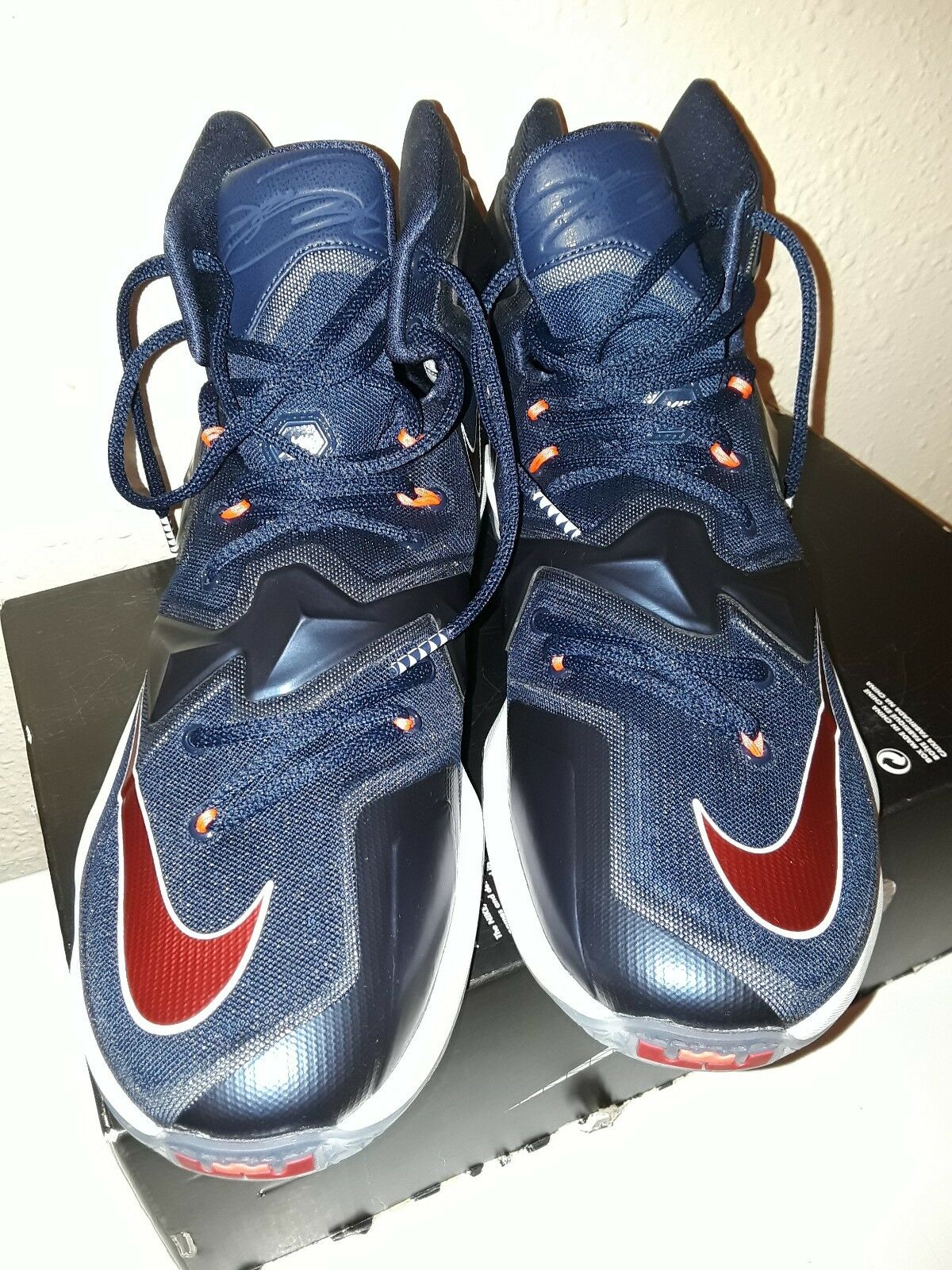 Nike Lebrons Xlll size 11.5 basketball shoes