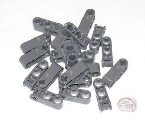 LEGO Technic 2 x Steering Wheel Hub Kit EV3,NXT Blk Pin//Axle Holes New