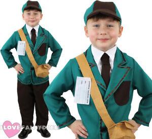 e5d56de5b5e5 BOYS 1940S COSTUME WORLD WAR 2 WARTIME CHILD 1930S FANCY DRESS WW2 ...