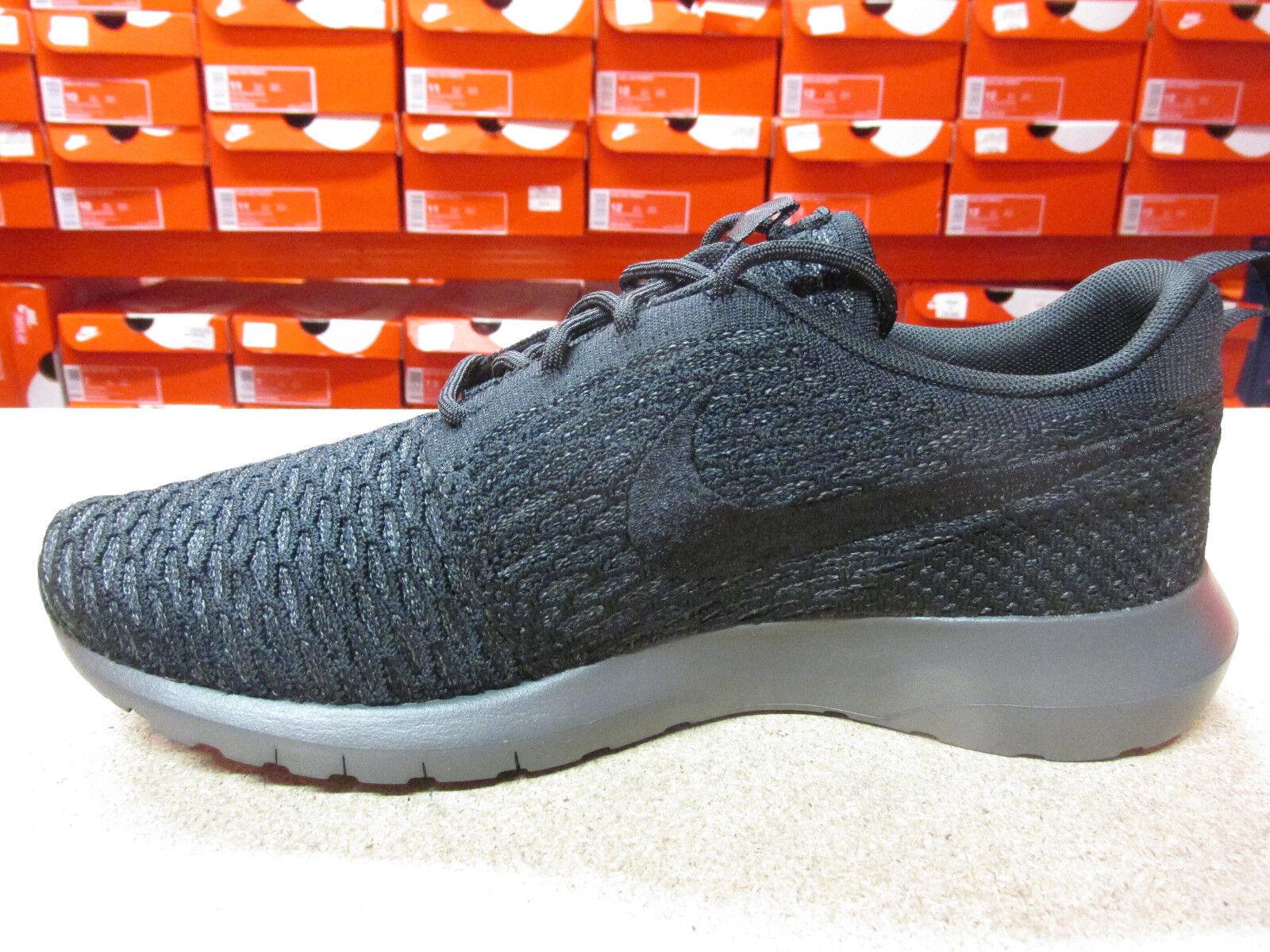 Nike Flyknit Rosherun Zapatillas Running Hombre 677243 677243 677243 001 Zapatillas c38836