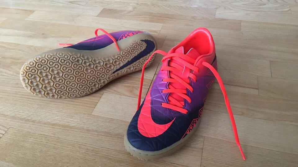 Fodboldsko, indendørs, Nike hypervenom
