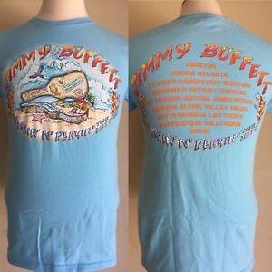 Miraculous Details About Jimmy Buffett 2015 Workin N Playin Concert Tour Dates T Shirt Size Small Download Free Architecture Designs Estepponolmadebymaigaardcom