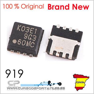 2 Unità Rjk03e1dns Rjk03e1 K03e1 Qfn-8 100 % Nuovo Brand New Funzionalità Eccezionali