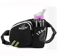 Ska Direct® Lumbar Waist Pack - Running Bag Belt With Water Bottle Holder - Wat on sale