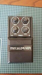 Tokai-TMD-1-Metal-Driver-Distortion-Pedal-Series-One-MIJ-1980-039-s-Vintage-Japan