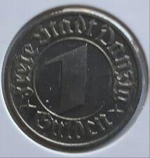 DANZIG: 1 GULDEN 1932,  Jäger # D15, (Alb03C19), SEHR SCHÖN   !