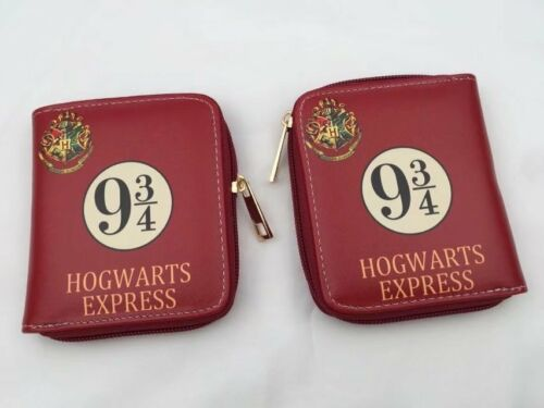 fashion young women zip wallet Harry Potter magic wallet Card Holder coin Purse