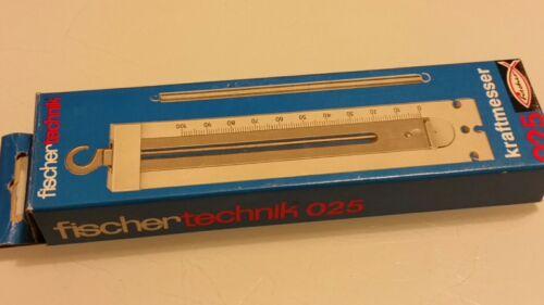 Fischertechnik Kraftmesser # NEU-WERTİG #