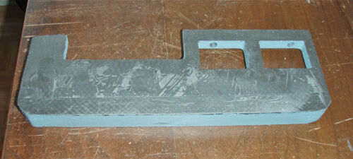 """NOS Delta Jointer Rabbet Table for the 37-150 6/"""" Jointer p//n 1330341"""