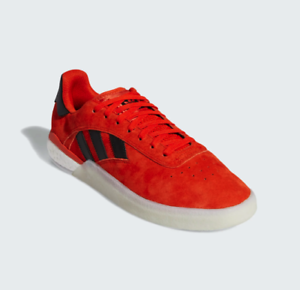 Black White Black Orange Collegiate Ftwr Adidas Skateboarding 3st 004 wPXYYI48q