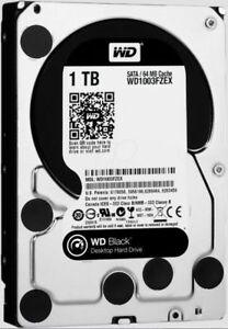 WD Black 1TB 35034 SATA Desktop PC internal CCTV DVR IMAC Hard Drive - London, London, United Kingdom - WD Black 1TB 35034 SATA Desktop PC internal CCTV DVR IMAC Hard Drive - London, London, United Kingdom