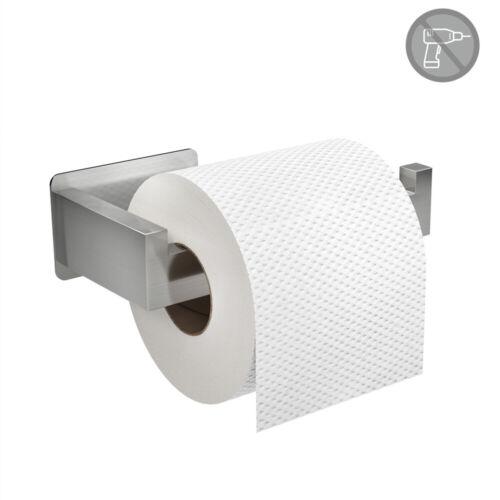 Toilettenpapierhalter Edelstahl Klopapierhalter Ohne Bohren Wandmontage Neu