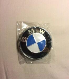 BMW-74mm-Logo-Badge-Emblem-Roundel-Rear-hoodE36-E38-E39-E46-F30-E60-E90-X5-X6-Z3