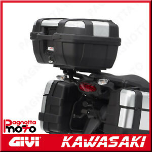 SR4105 ATTACCO POSTERIORE PER BAULETTO MONOKEY KAWASAKI VERSYS 1000 2015>2016