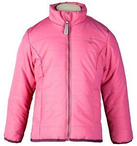 new york 5f49b 5f88e Details zu mikk-line Mädchen Jacke Duvet Girl Steppjacke, Rosa (Rose Pink  521), Gr. 98