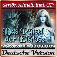 Das Rätsel der Eisrose Sammleredition - PC - Windows XP / VISTA / 7 / 8