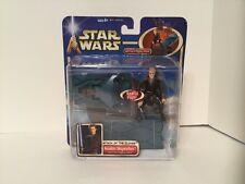 STAR WARS ANAKIN SKYWALKER WITH FORCE FLIPPING ATTACK
