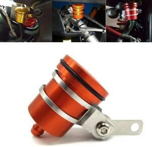 Aluminum Motorcycle Bike Front Brake Clutch Cylinder Fluid Oil Reservoir Cup Kit