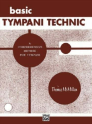 Basic Tympani Technique: A Comprehensive Method for Tympani