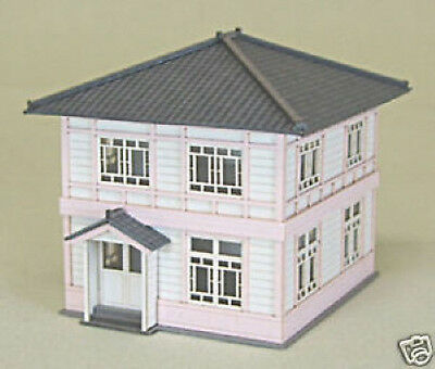 Sankei MP03-22 Doctor's Office 1/150 N scale