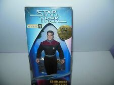 Playmates Toys Star Trek Voyager Warp Factor Series 1 Commander Chakotay...