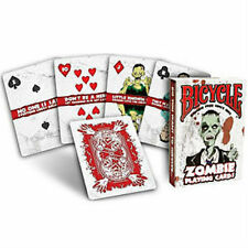 Bicycle Zombie Deck - Playing Cards - Magic Tricks - New