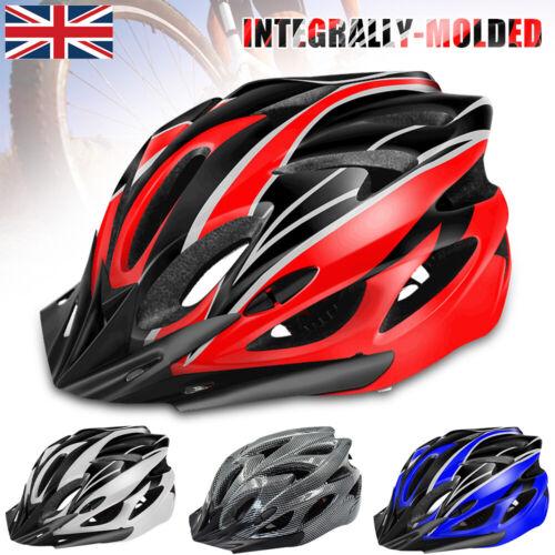 Unisex Adult Adjustable Fitting Cycling Helmet Mountain Bike resistance Helmet