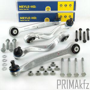 4x-MEYLE-1160508297-HD-Querlenker-vorne-oben-Audi-A4-B5-B6-B7-Avant-Cabriolet