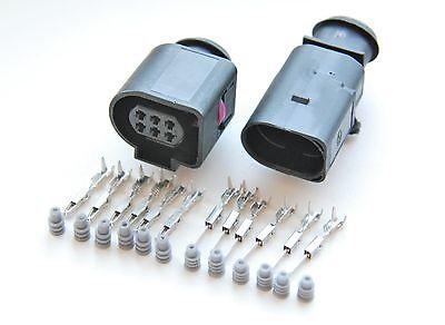 Stecker 6-polig Reparatursatz für VW 1J0973713 3B0973813 Steckverbindung Kabel